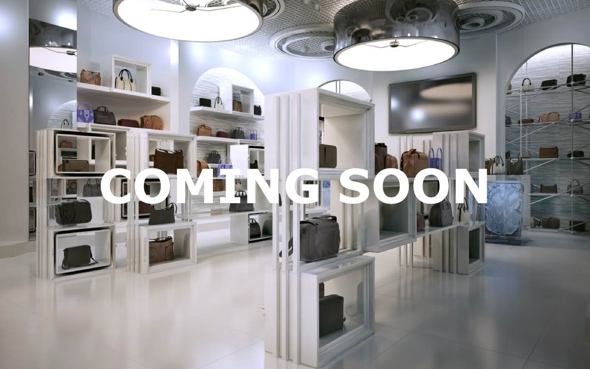 Retail - Coming Soon
