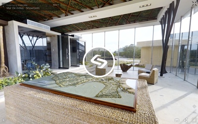 Tour Virtual en 3D y Realidad Virtual - Sala de Ventas