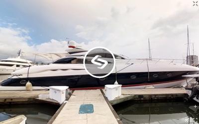 Virtual Tour - Yacht