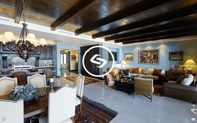 Virtual Tour in 3D and Virtual Reality - Real Estate Rentals