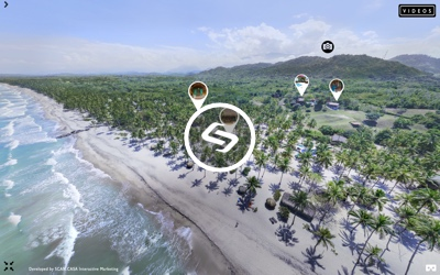 Tour virtual en 3D y Realidad Virtual - Hoteles y Resorts