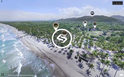 Tour virtual en 3D y Realidad Virtual - Hoteles y Resorts