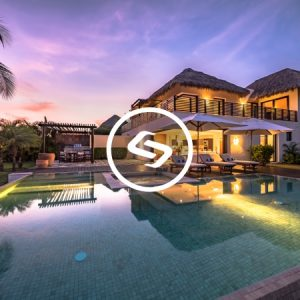 Virtual Tour created with 3D Matterport technology through the amazing villa of Zen Casita 14